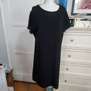 OLD NAVY JERSEY SHEATH DRESS SZ XXL EUC